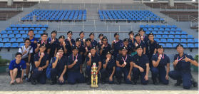 NCDCC Precision Drill Competition 2016