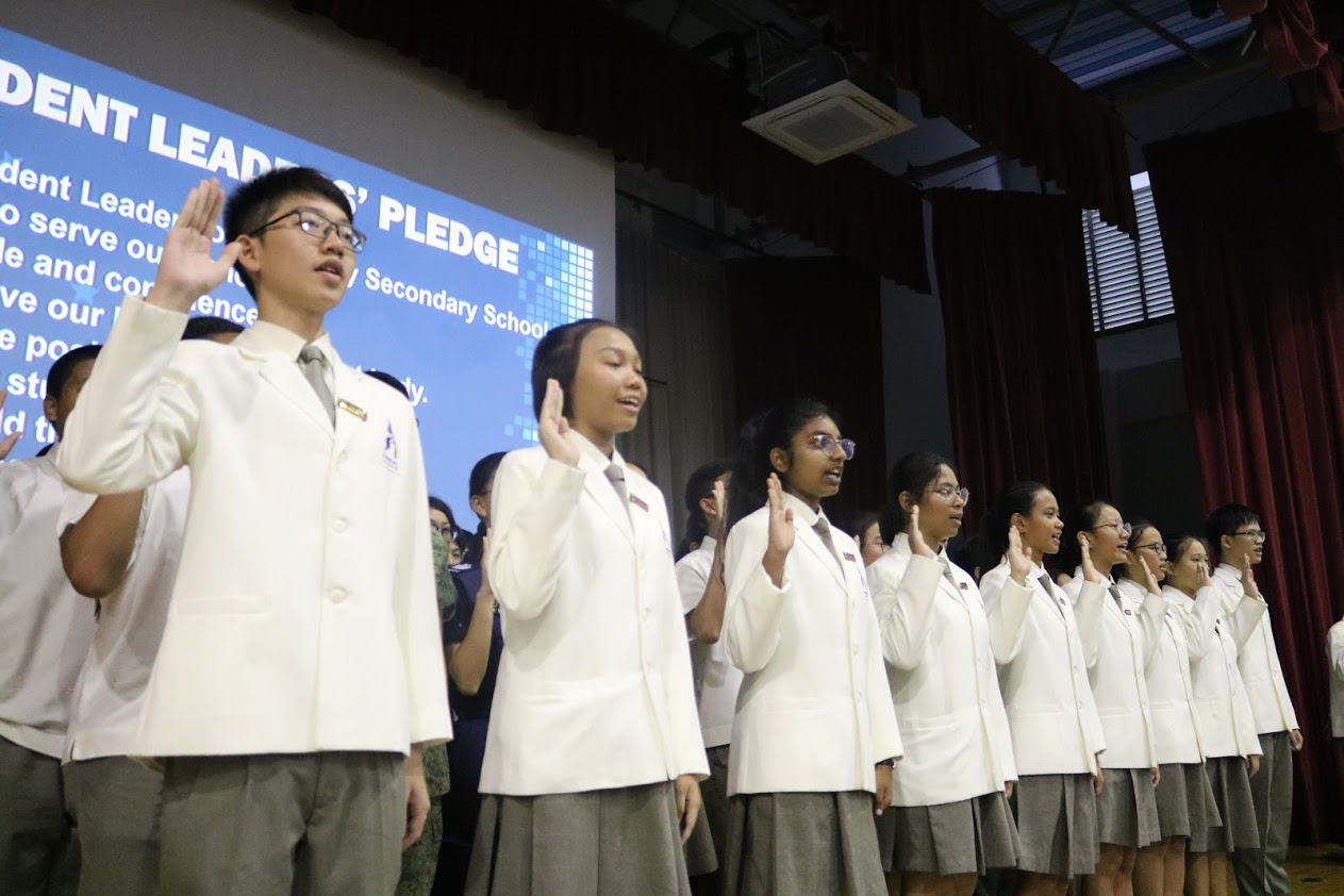 6th Student Leaders' Investiture